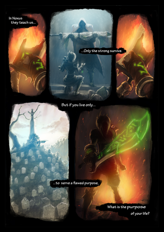 Lists of Legends: More of the Champion Teasers You Might've