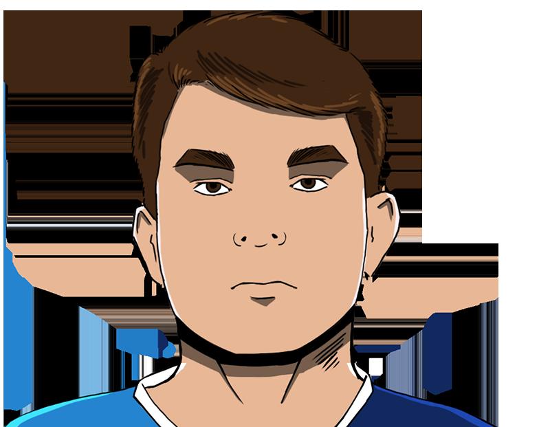 Jeremy 'Eika' Valdenaire