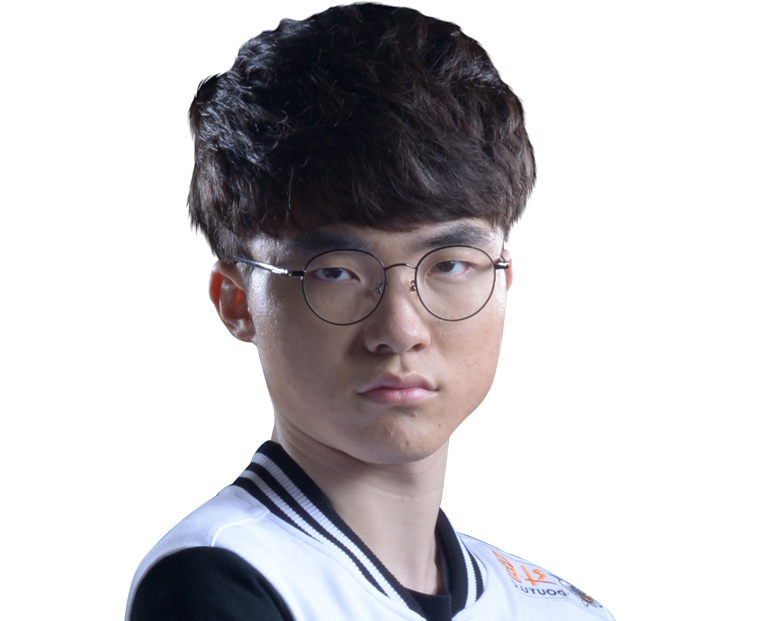 Sanghyeok 'Faker' Lee