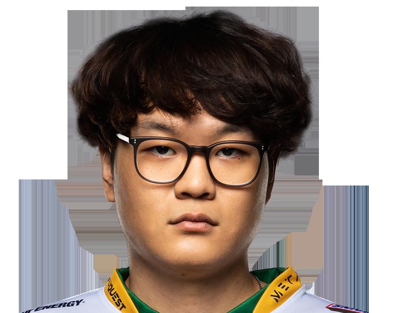 Koo Hyuk 'Kwon' Kwon