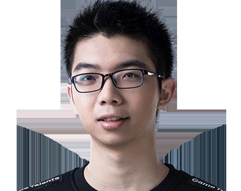 Jian 'Xiaoyu' Liang