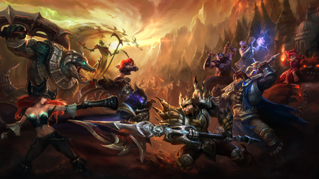 Game Info League Of Legends