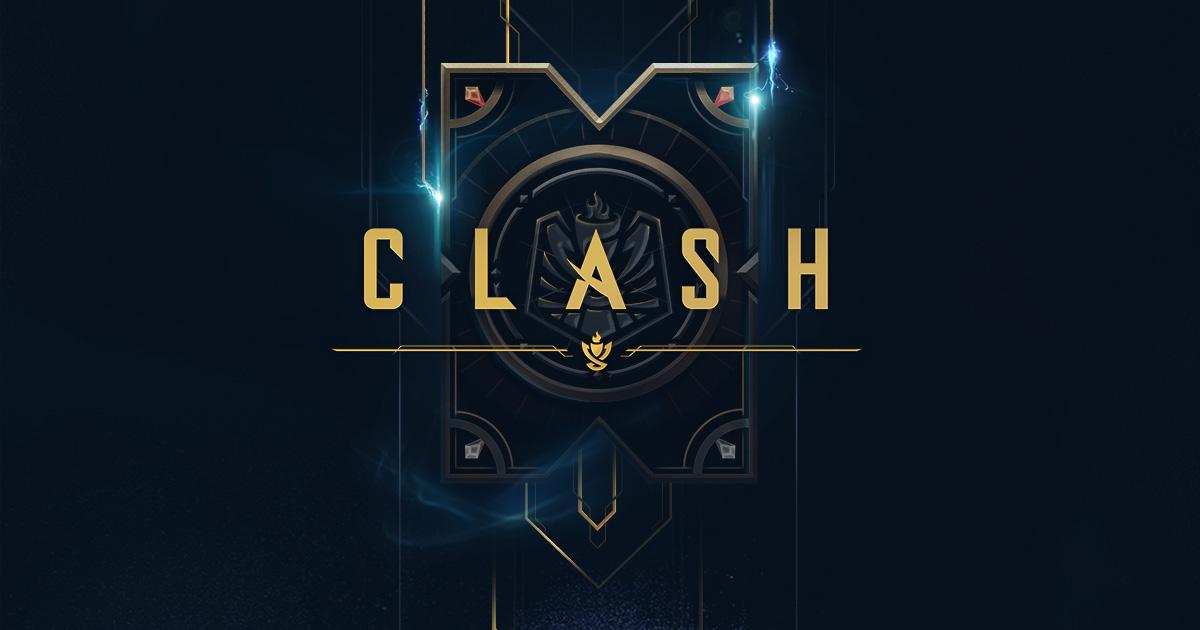 Clash - Le mode de tournoi en équipe de League of Legends.