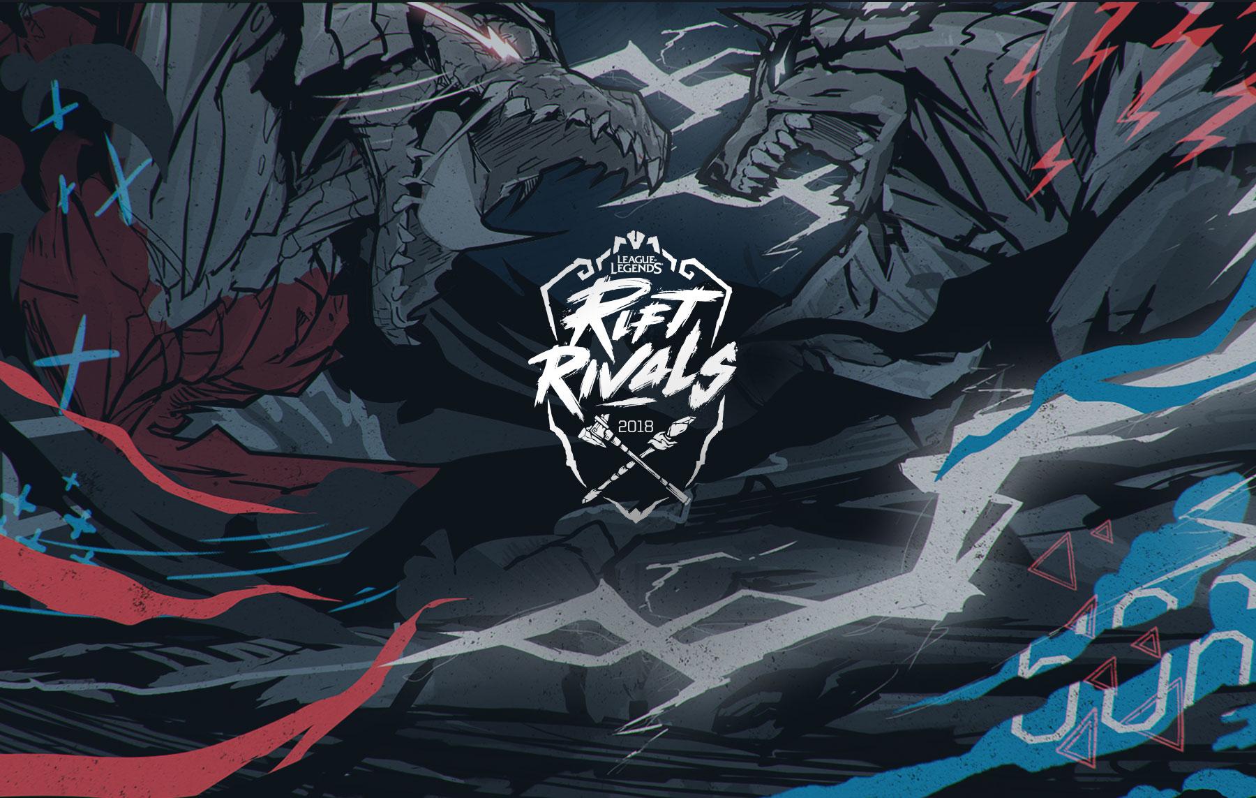 Rift Rivals 2018 | Riot Games