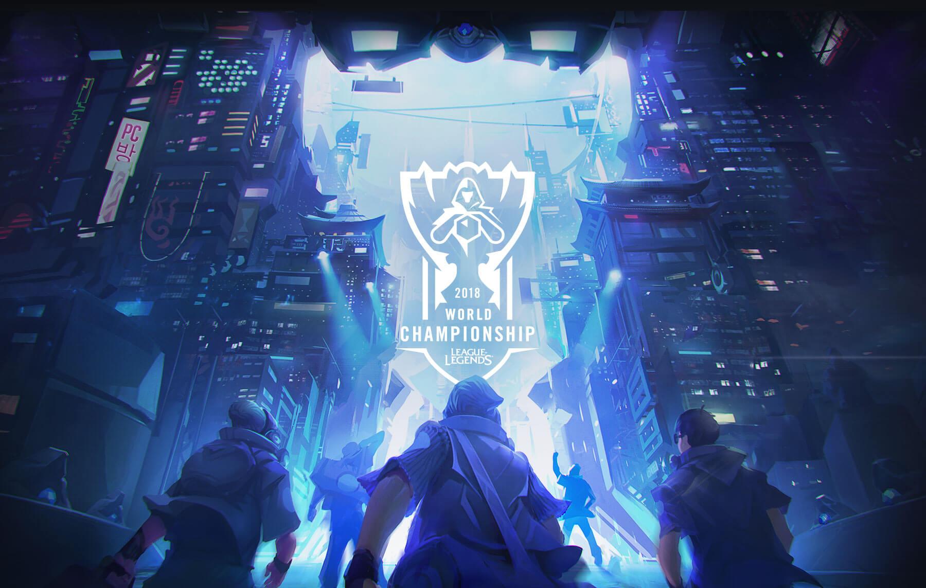 Campeonato Mundial 2018 | Riot Games