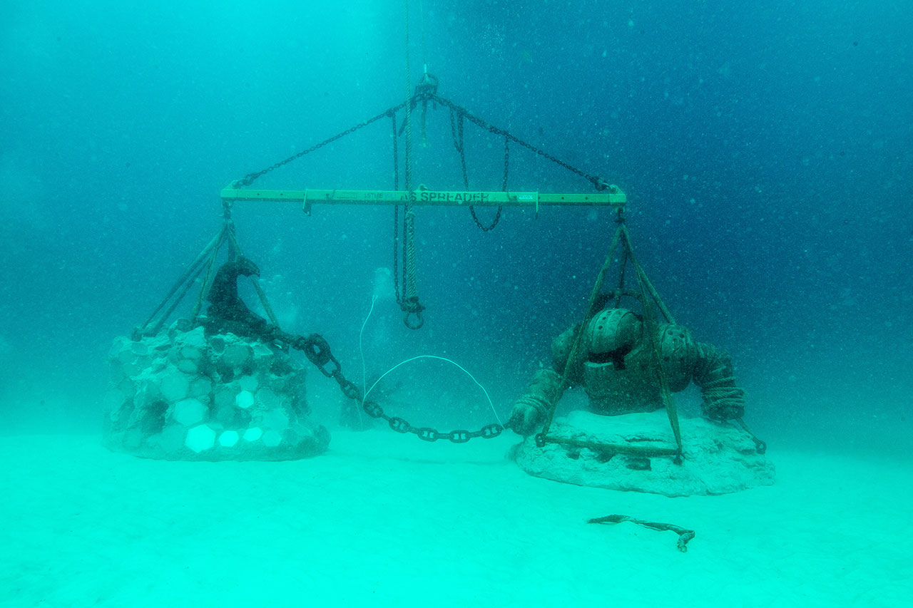 The Nautilus Reef Project
