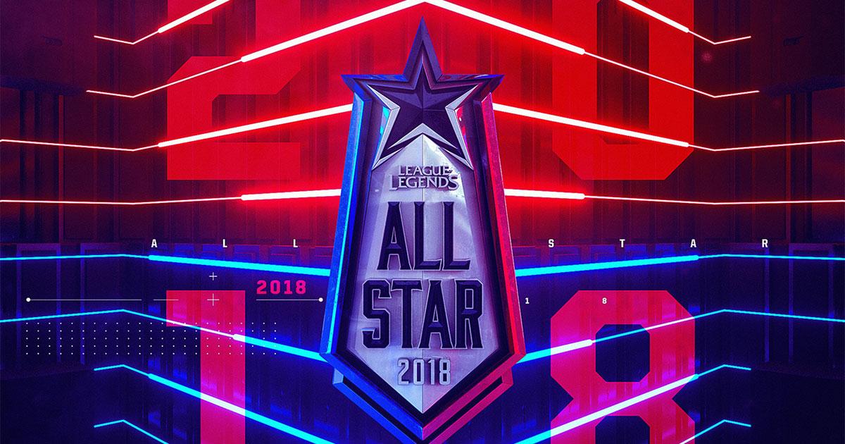 70dfd8d7c0 Evento All-Star 2018