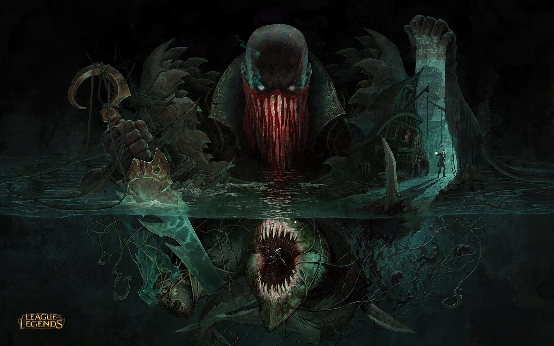Champion Reveal: Pyke, the Bloodharbor Ripper