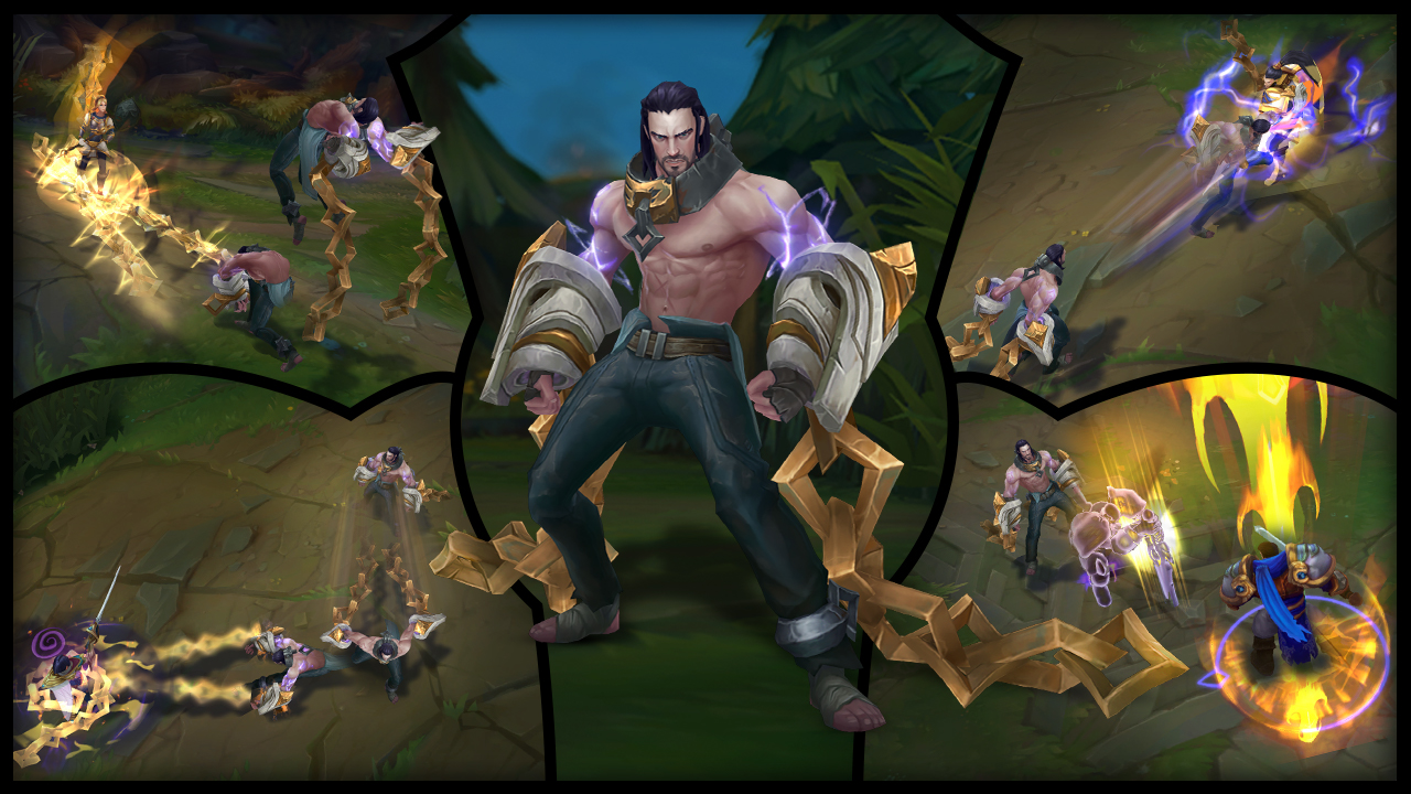 Champion Reveal Sylas The Unshackled League Of Legends Lol