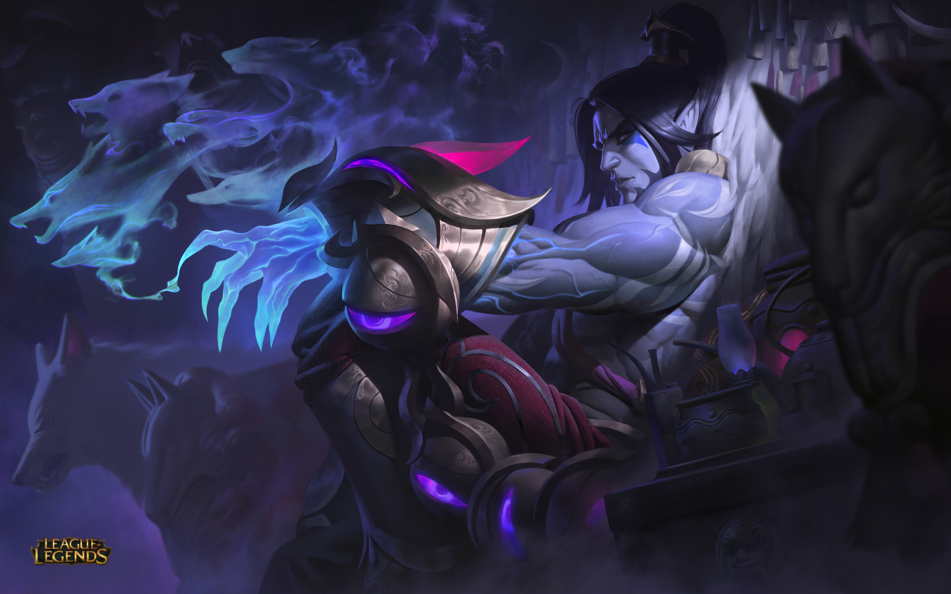 Champion Reveal Sylas The Unshackled