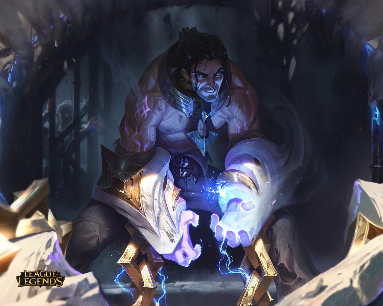 Revelación De Campeón Sylas El Usurpador
