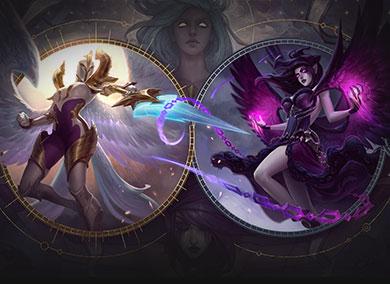 Champion Update: Kayle and Morgana