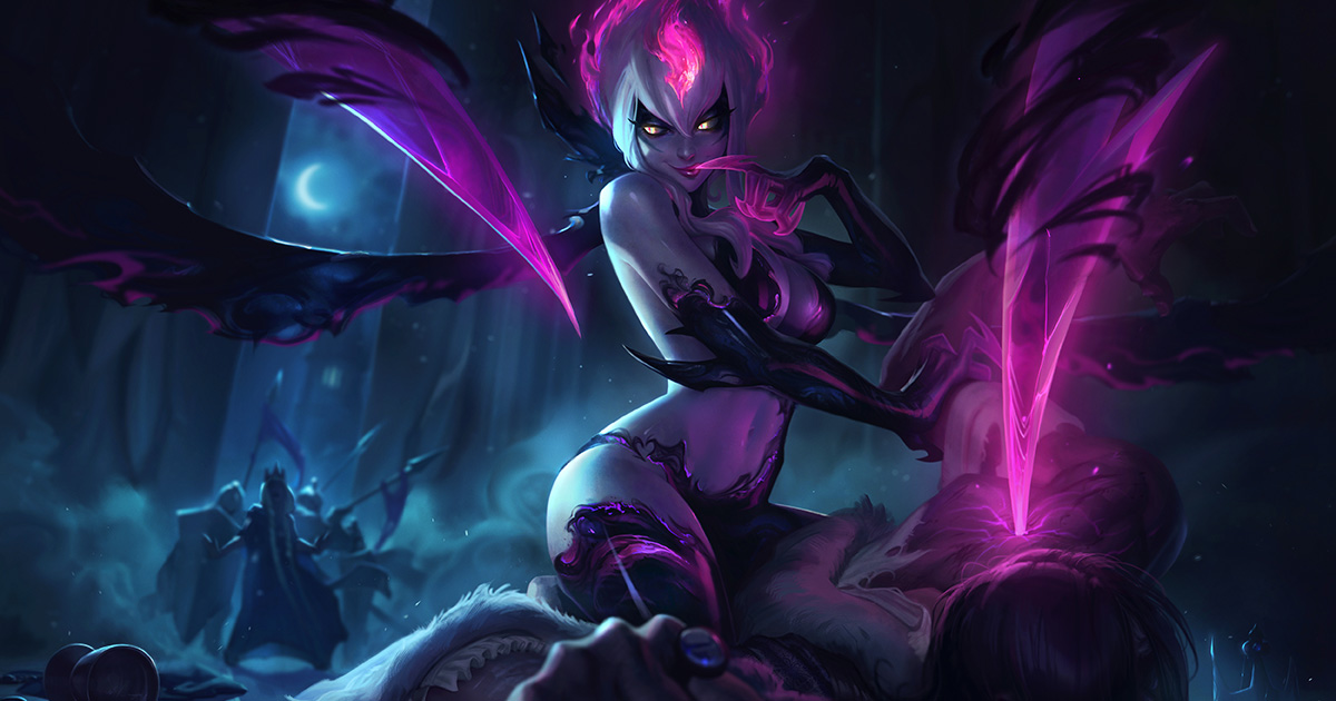 Evelynn, best jungle champion