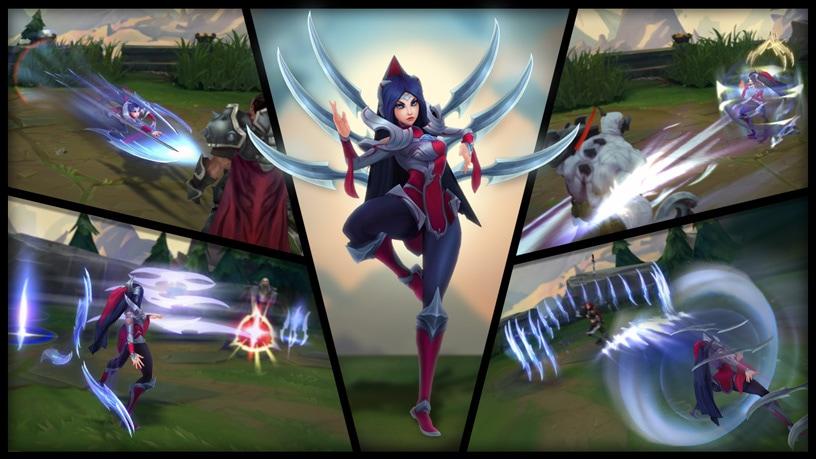 Champion Update: Irelia, the Blade Dancer