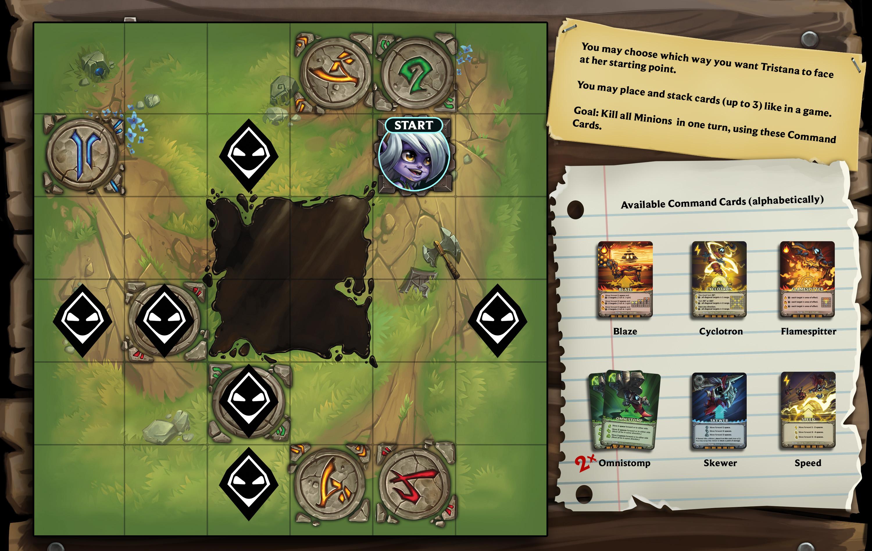 Mechs Vs Minions League Of Legends L T Dol Starter Circuit Diagram A Unique Cooperative Tabletop Experience
