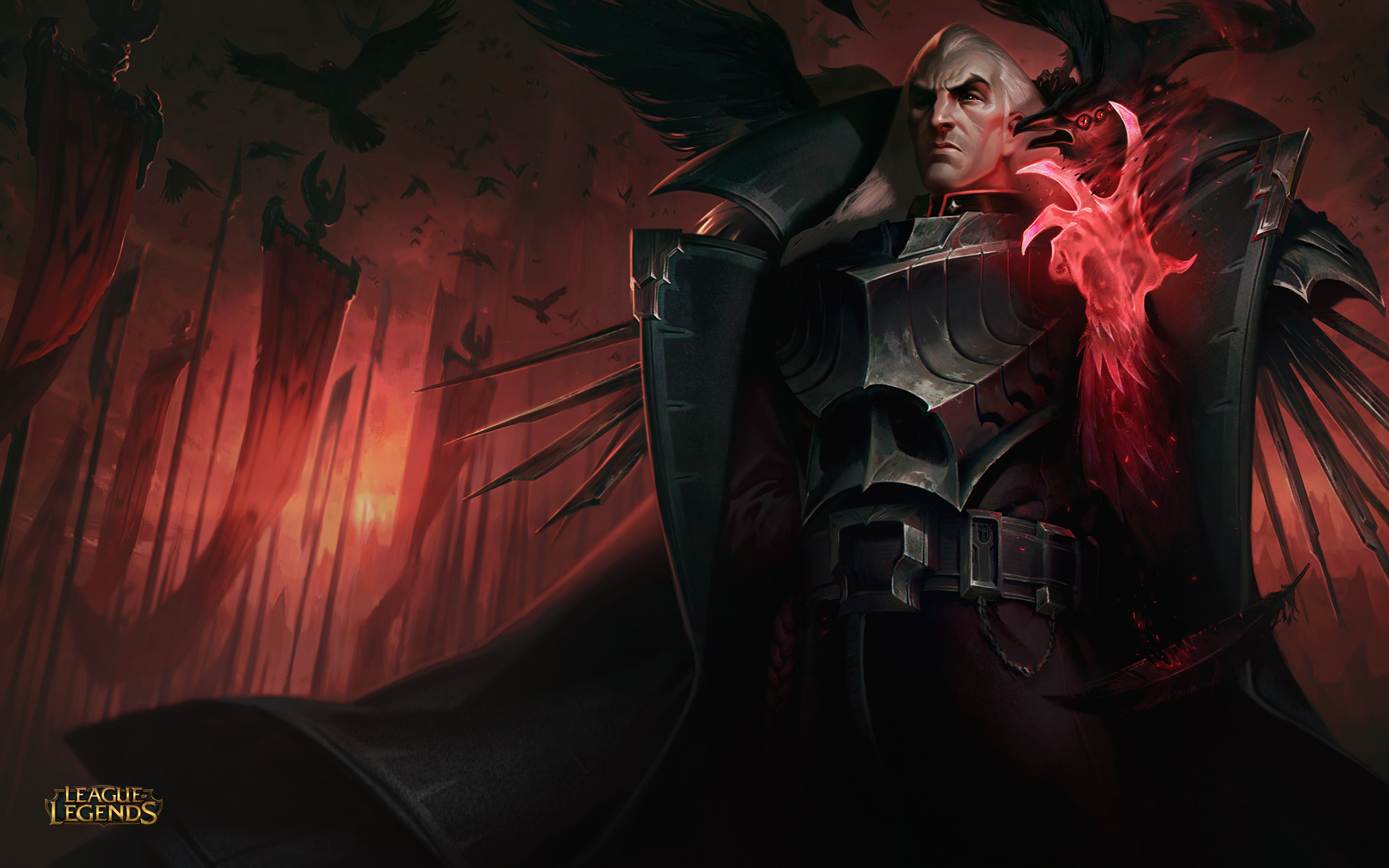 Champion Update Swain The Noxian Grand General