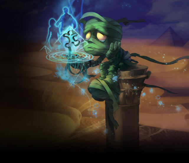 Amumu - The Sad Mummy Shurima
