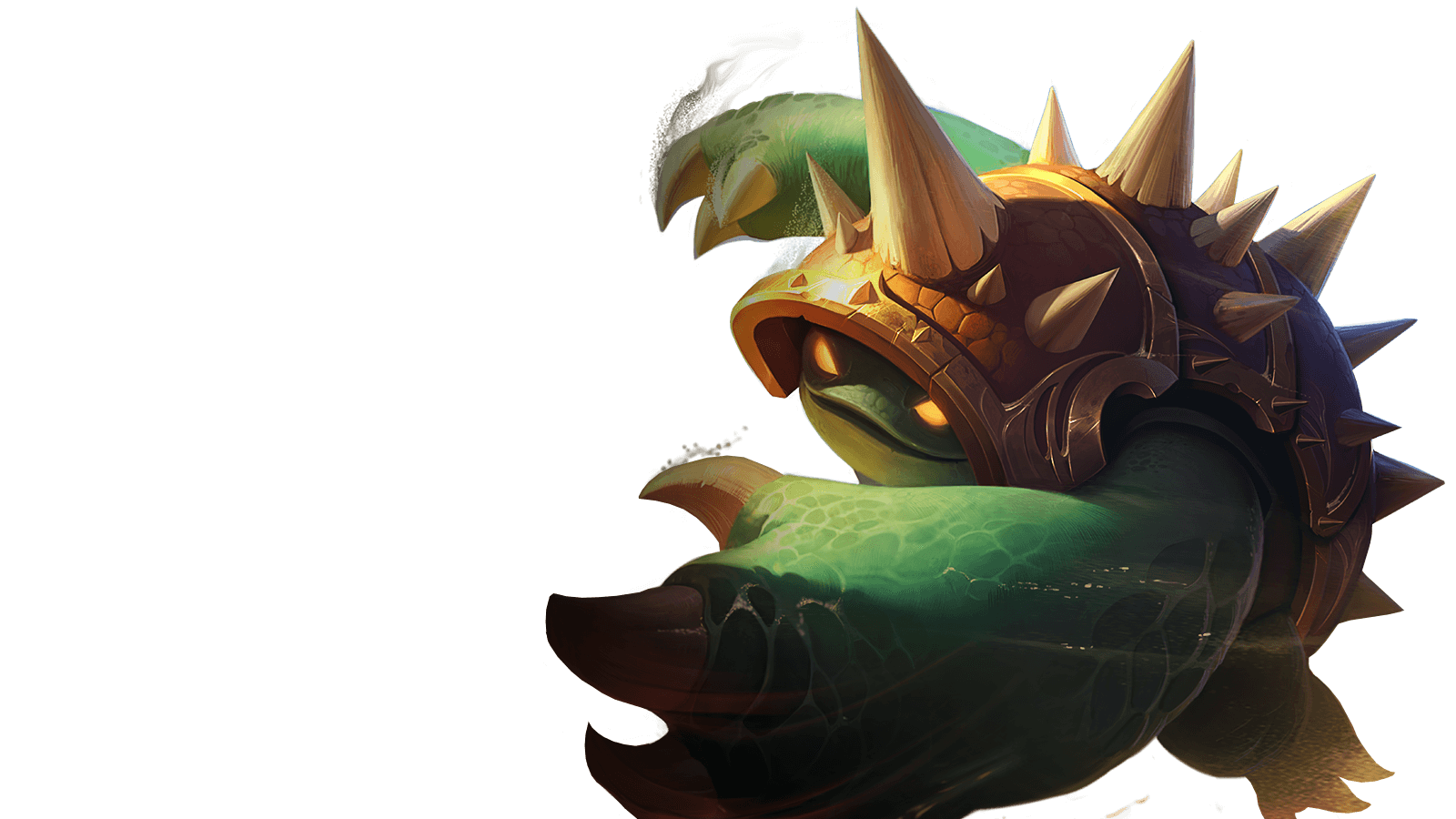 Rammus - the Armordillo Shurima