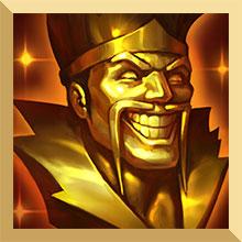 Gold Draven Icon