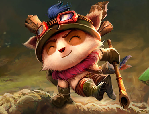 Image result for league of legends teemo
