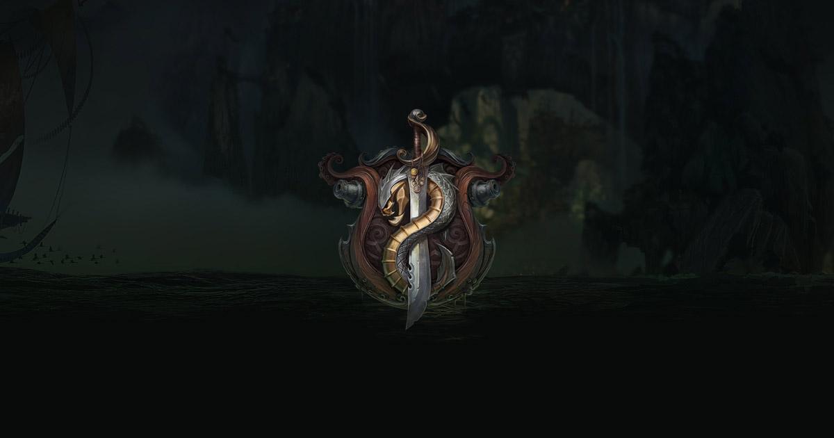 League Of Legends Bilgewater Burning Tides