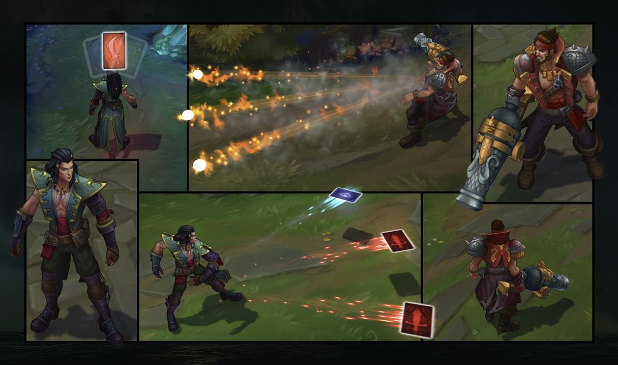 League Of Legends 193 Guas De Sentina Mar 233 S Ardentes