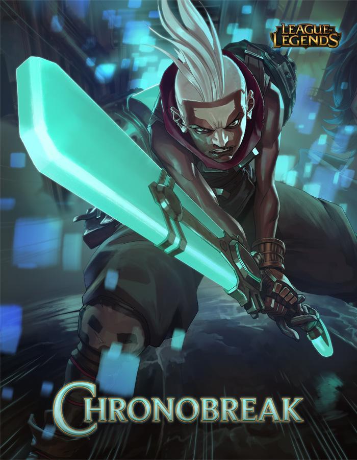 Chronobreak - League of Legends