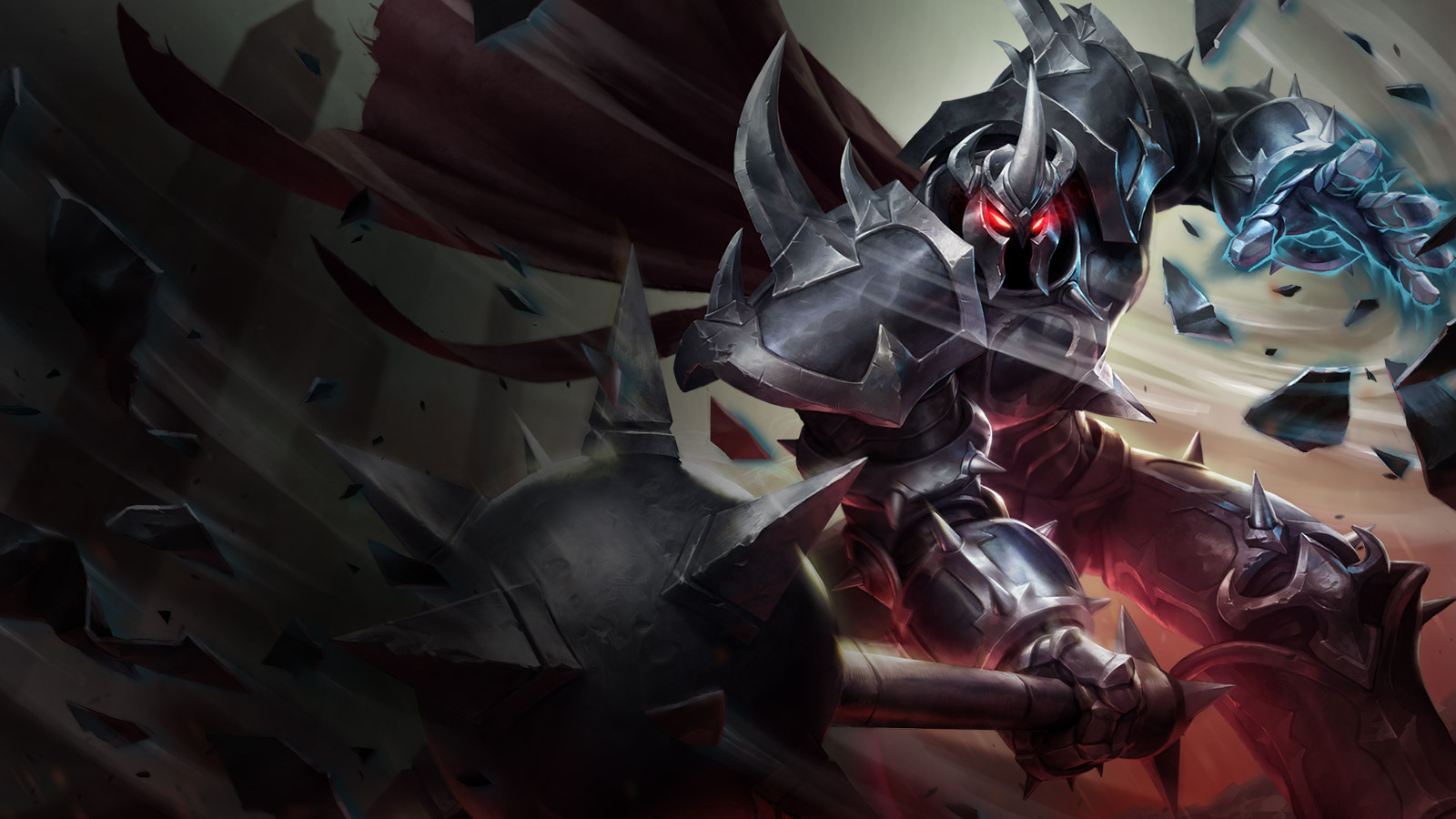 Shadow and fortune league of legends mordekaiser the iron revenant voltagebd Images